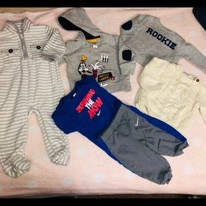 Boys 6-9 Month Winter Bundle